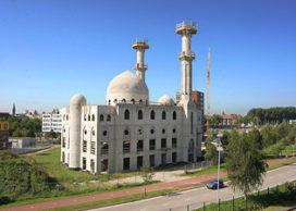 Bouw moskee Tilburg uitgesteld