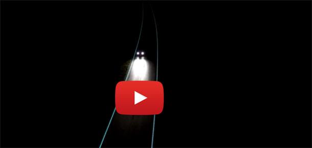 Filmpje Smart Highway Daan Roosegaarde