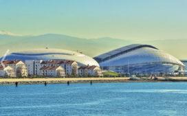 OS 2014 Sotsji – Olympic Stadium