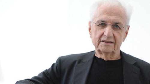Frank Gehry opinie dresscode zwart