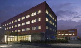 Nieuwbouw Fugro TechCenter