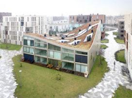 Heijmans wint Gouden Piramide 2011 met Het Funen in Amsterdam