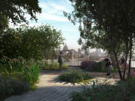 VvdW – VR preview Thomas Heatherwick Garden Bridge