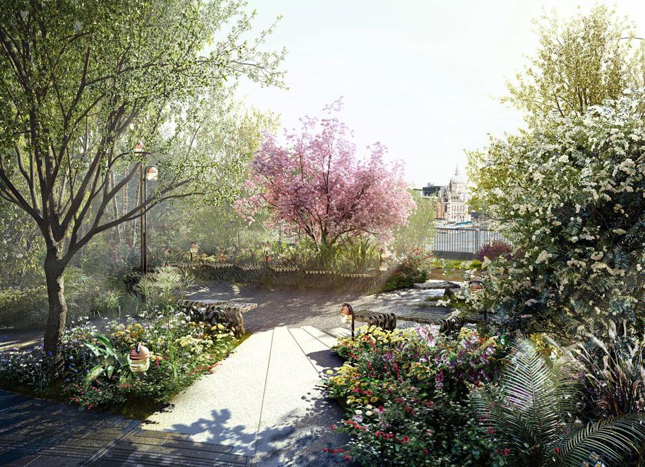 VR Garden Bridge Londen - VvdW