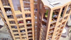 Berlijn krijgt woontoren van Gehry