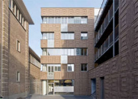 La Liberté in Groningen door Dominique Perrault
