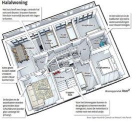 Halalwoning ideaal voor stedelijk georiënteerde gezinnen