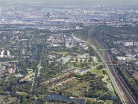 Hamburg, milieuhoofdstad van Europa