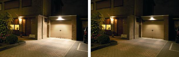 HBI Parkeerverlichting