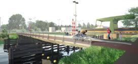 Ingetogen brug in Alkmaar