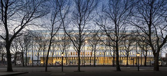 Winnaar ARC16 Architectuur Award: Hoge Raad der Nederlanden – Kaan Architects