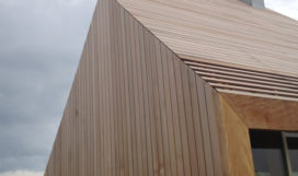 Project van de Dag: Dune House,Terschelling door Marc Koehler