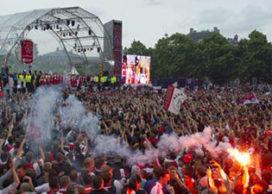 Kampioensfeest Ajax kostenpost voor Amsterdam