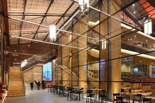 Theater De Kampanje, nominatie ARC16 Architectuur Award
