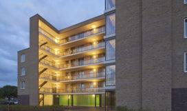 Seniorenwooncomplex in Lelystad door KAW