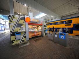 Bijzondere kiosken Station Breda behouden