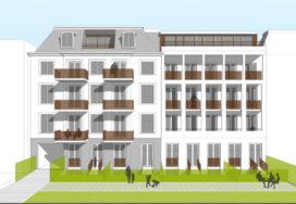 ARC16: Transformatievoorstel Koninginnegracht 20-21, Den Haag – studio suit