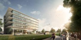 Kraaijvanger Architects ontwerpt Rabobank Gouwestreek