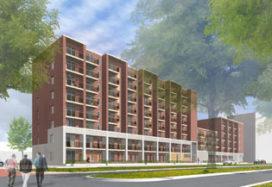 Levs ontwerpt sociale huurwoningen Amsterdam Noord