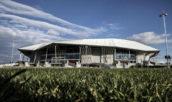 Stade des Lumières Lyon door Populous
