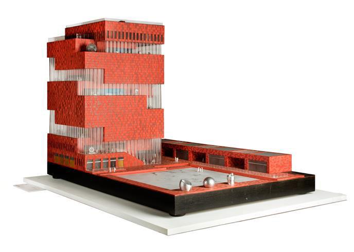 MAS (Museum aan de Stroom), Antwerp, Belgium, Architects: Neutelings Riedijk Architects © Museum aan de Stroom, Antwerp. Foto Karin Borghouts Opinie Harm Tilman