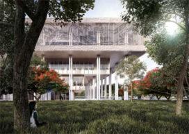 Mecanoo ontwerpt Openbare Bibliotheek Tainan, Taiwan