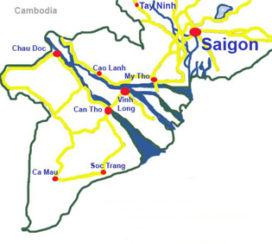 Nederlandse deltakennis voor de Mekongdelta