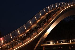 Melkwegbrug Officieel geopend
