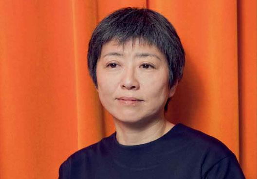 Moriko Kiro heldin uit het aprilnummer van de Architect