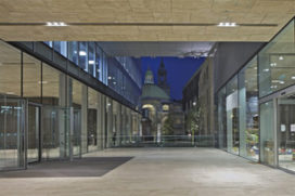 Koolhaas' eerste in Londen