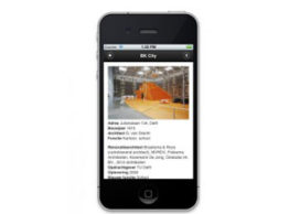 App speciaal voor opdrachtgevers, architecten en beleidsmakers