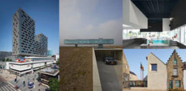Nominaties ARC13 Architectuur Award bekend