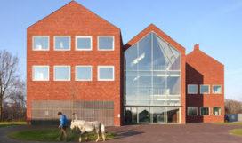 Wetenschapspark UA Incubatorgebouw Darwin door LOW architecten
