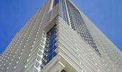 Woontoren in Harumi, Tokio door Richard Meier & Partners