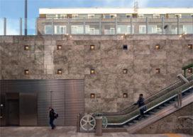 Architectuurprijs voor BP-kantoor en metrostation