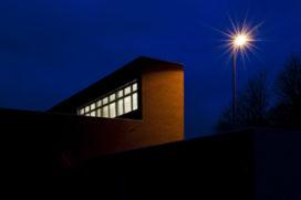 Sporthal 'De Zande' in Beernem (B)