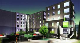 Woningbouwcomplex Tanneurs in vergunningsfase