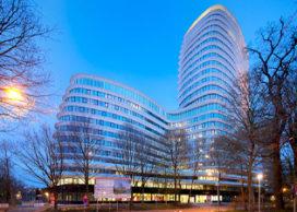 Overheidskantoor in Groningen door UNStudio