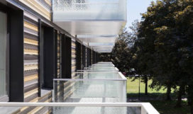 ARC inzending: Aluminium metamorfose portieketageflats Veldhoven door De Loods
