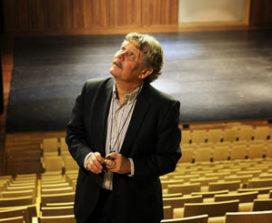 Renz van Luxemburg, hoogleraar Architectural Acoustics TU/e, overleden