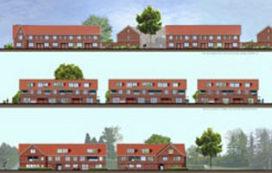 Passiefhuiswoningen in Baarn