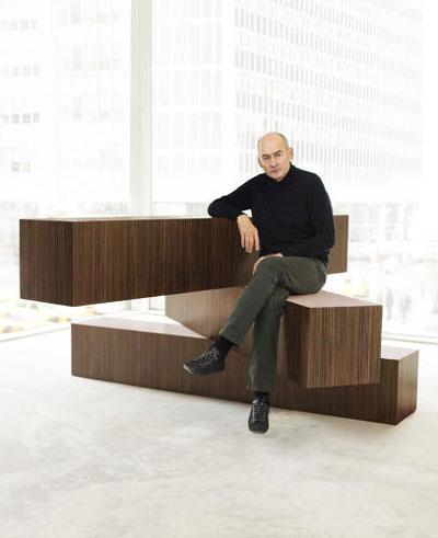 Rem Koolhaas opinie zwart dresscode