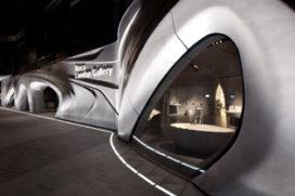 Hadid maakt wellness inspiratiegalerie in Londen