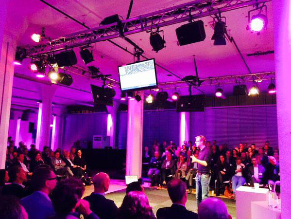 Ronnie van Overgoor Transformatiecongres Rotterdam