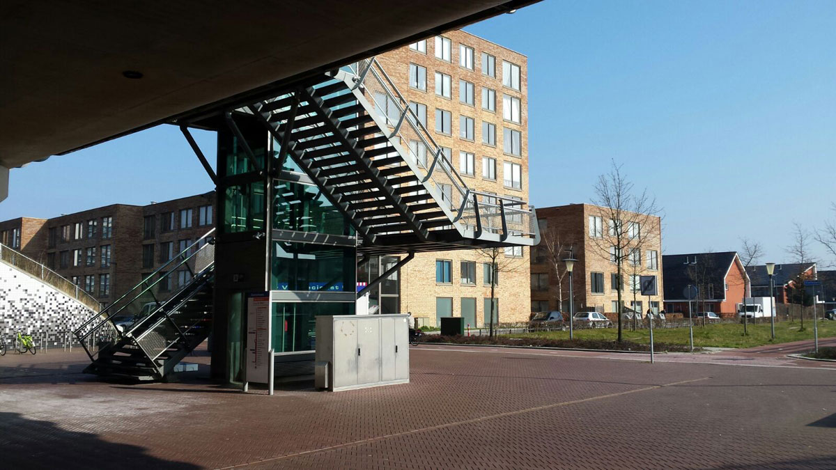Station Oosterheem