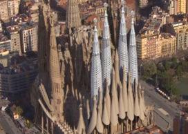 Video van de Week – 3D animatie Antoni Gaudí's Sagrada Família