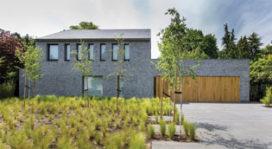 Schubertlaan Breda door Van Helmond/Zuidam architecten