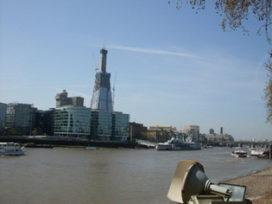 Tijd dringt voor Londense glasscherf