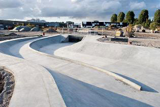 Skatepark - Meest gelezen blogs 2014