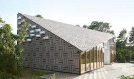 ARC15 Architectuur: Natuur- en Milieu Educatiecentrum door bureau SLA